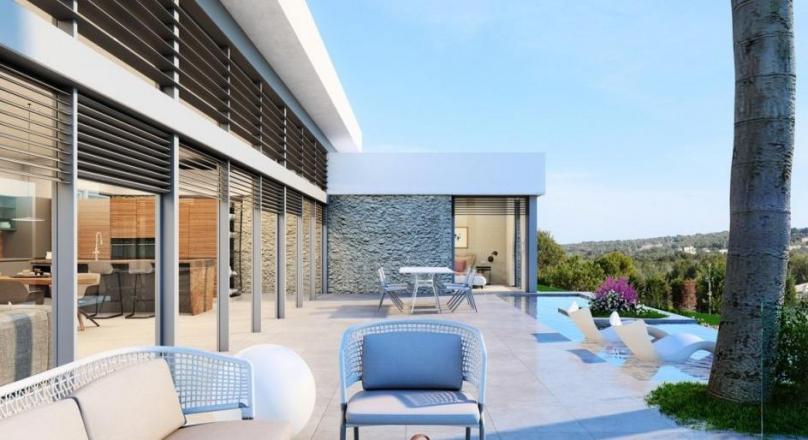 Luksusowa willa w jednej z najbardziej elitarnych rezydencji