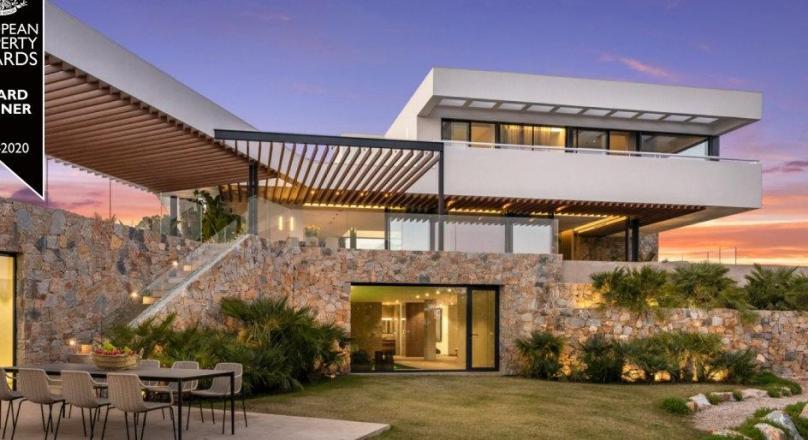 Piękna Villa w Las Colinas Golf, San Miguel de Salinas